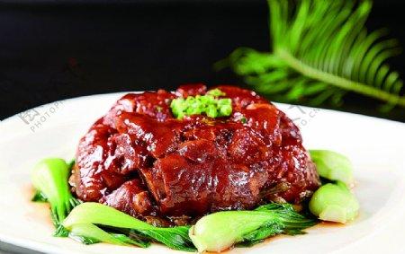 南北热菜开心美容蹄图片