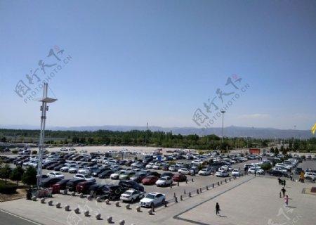 飞机机场图片