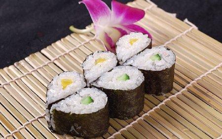 寿司类鸳鸯卷图片