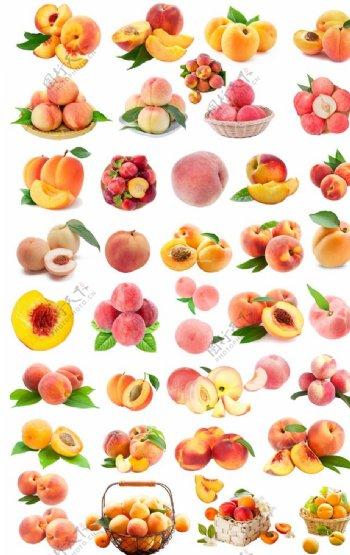 桃子免抠图汇总图片