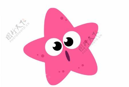 星星笑脸图片