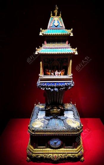 北京钟表馆故宫博物馆图片