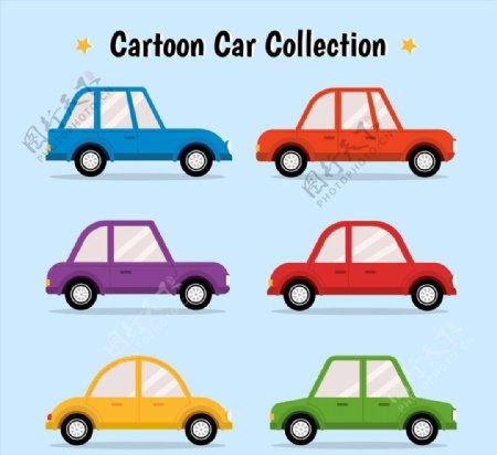 卡通轿车设计图片