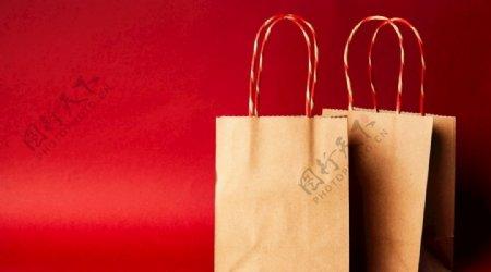 手提包包装袋图片
