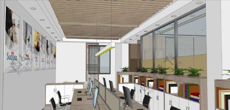办公区办公室设计图片