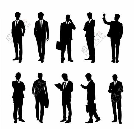 卡通矢量头像图标时尚人物头图片