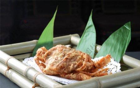 特色菜软壳蟹图片