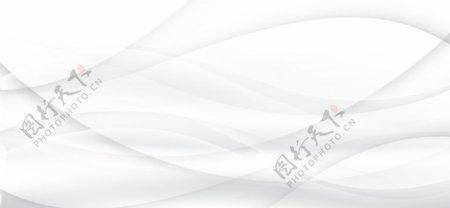 白色线条背景图片