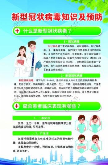 冠状病毒知识图片