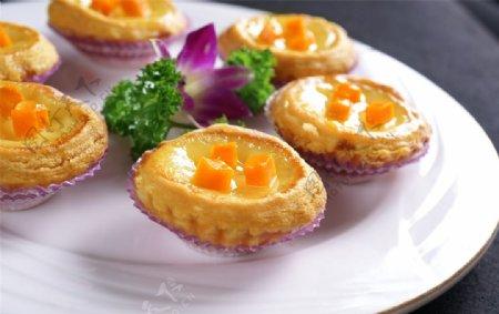 南瓜蛋挞图片