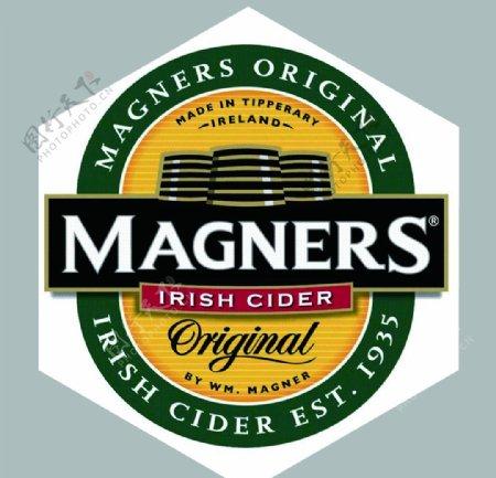 麦佳乐magners图片