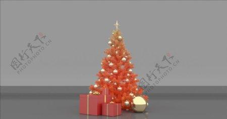 圣诞树礼盒图片