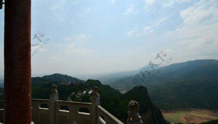 崆峒山图片