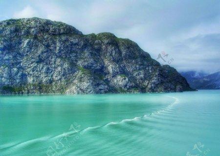 风景海水图片