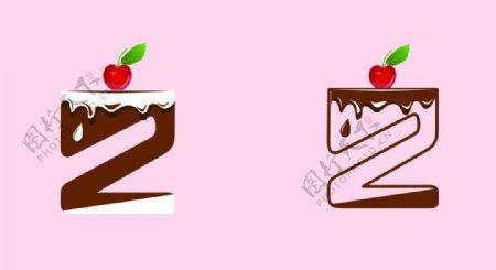 Z字母设计图片