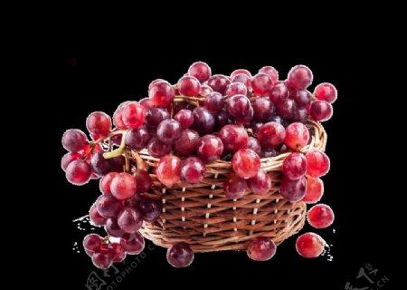 红提葡萄图片