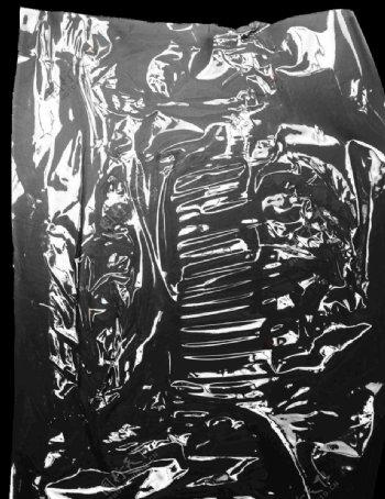 PNG透明塑料薄膜素材图片