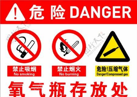 危险气体图片