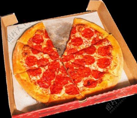 披萨素材PNG素材图片