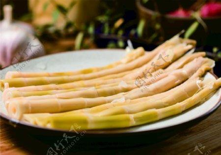 卤菜竹笋笋干图片